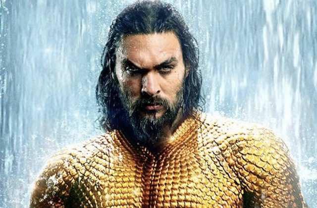 Aquaman aura une suiteet je nage dans le bonheur! 🦈