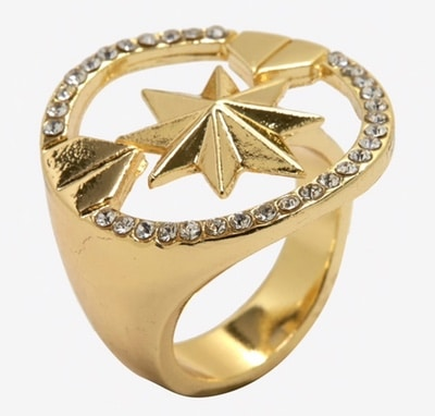 bague captain marvel