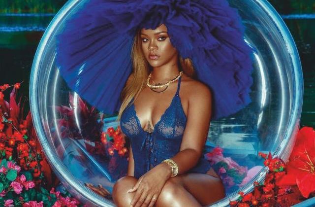 Que portait Rihanna pour ton anniversaire?