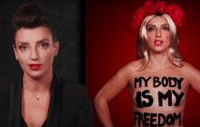 Sus aux clichés sur les FEMEN, «seins nus, agressives, hystériques»