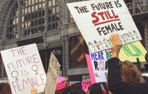 Appel à la grève féministe:sans les femmes, le monde ne tourne pas!