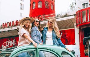 Cinq idées de sorties à Paris, Toulouse, Nantes, Lyon et Bordeaux