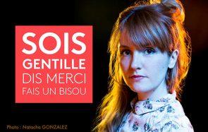 Justine Le Pottier, son slip, sa rupture avec Dieu et le secret du bonheur
