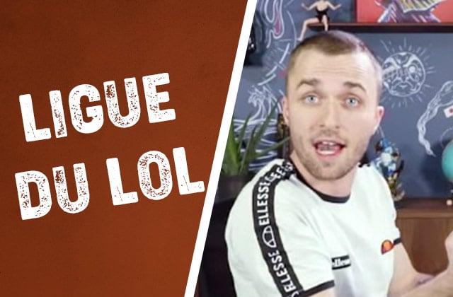 Ligue Du LOL: Squeezie Décrypte La Ligue Du LOL Et Sensibilise Au