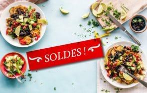 3 livres de cuisine en soldes pour varier tes repas