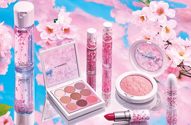 La collection Boom Boom Bloom de MAC Cosmetics va faire revenir le printemps