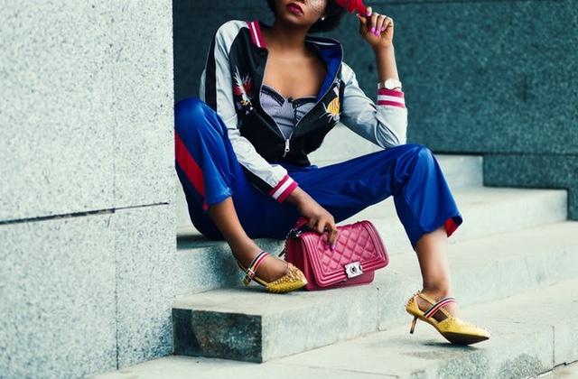 Les meilleurs looks de rue repérés pendant la Fashion Week de Londres