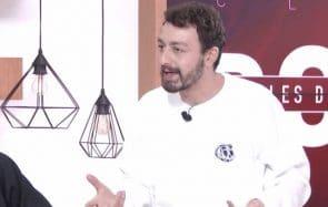 Roman Frayssinet soutient Bilal Hassani avec brio