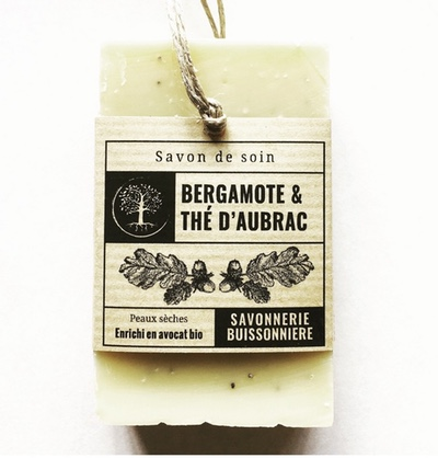 savon bergamote
