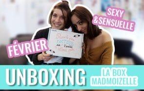 Queen Camille et Kalindi sont sexy et sensuelles dans cet unboxing!