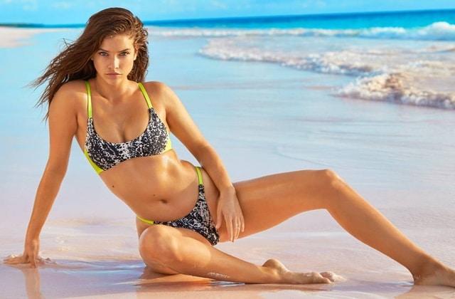 Qui pense que Barbara Palvin est mannequin grande taille?