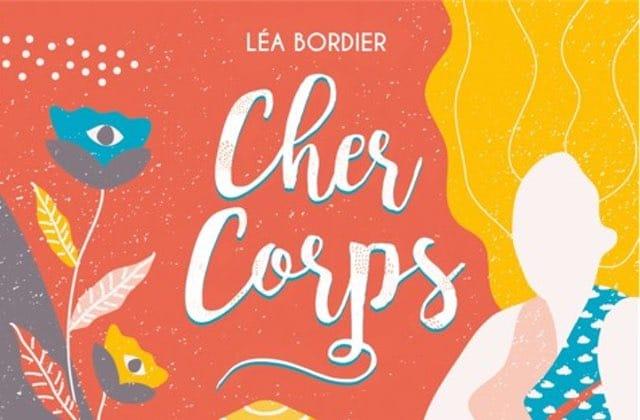 Léa Bordier révèle la couverture de sa BD Cher Corps!