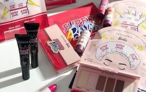 Collection Barbie x Sephora