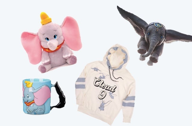 La collection Dumbo de Disney va faire fondre ton cœur