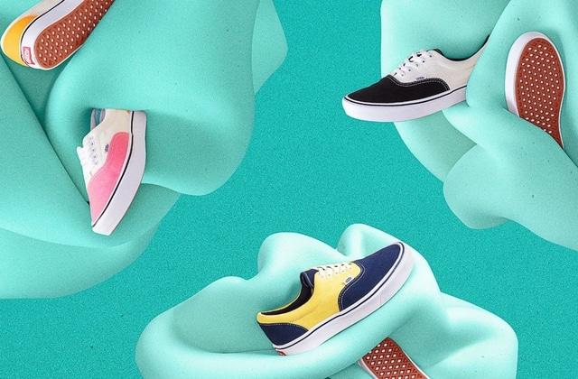 Vans lance les sneakers ComfyCush, plus confortables que jamais