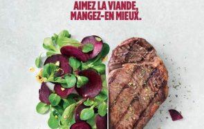Quand le lobby de la viande prétend défendre le flexitarisme