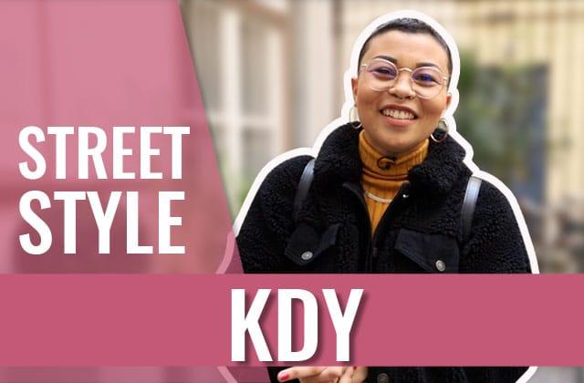 Kdy, l'illustratrice relookeuse de mangas, parle de son rapport à la mode