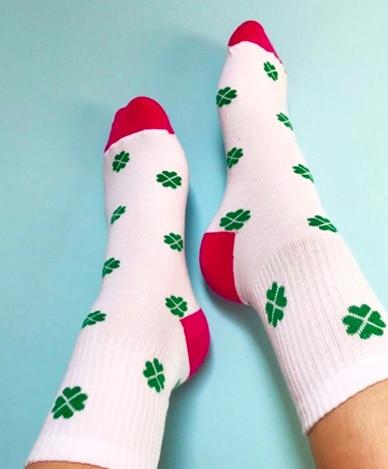 chaussettes sélection saint patrick
