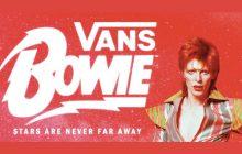 Vans sort une collection dédiée à David Bowie