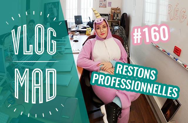 Vlogmad 160 – La team en pyjama !