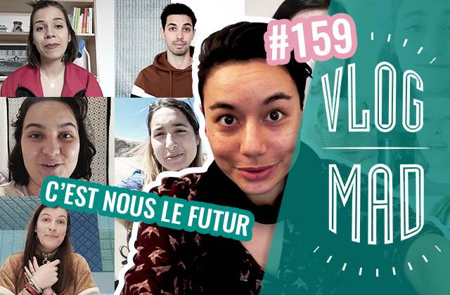 Vos héroïnes du quotidien sont dans le VlogMad spécial 8 mars!