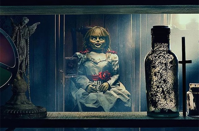 Découvre la bande-annonce d'Annabelle 3, le nouveau volet de la saga horrifique !