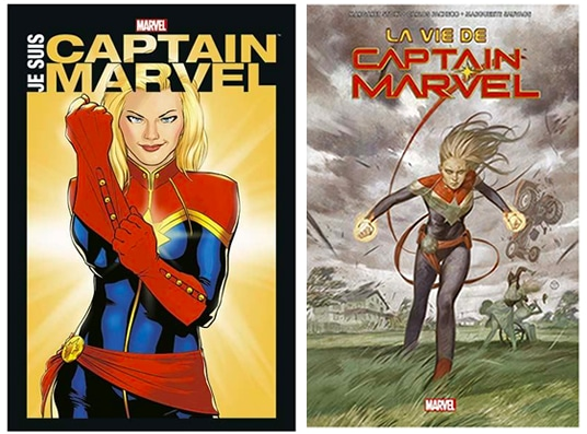 comics marvel captain marvel