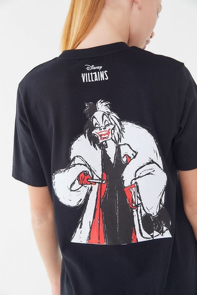 t-shirt cruela