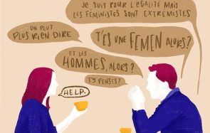Comment gérer ce relou qui veut ABSOLUMENT débattre du féminisme