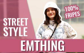 Un look complet pour 15€: les bons plans d'Emthing en Street Style
