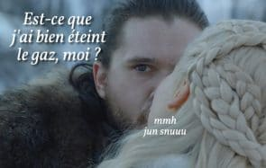 Game of Thrones S08E01 — Le récap (rigolo) !