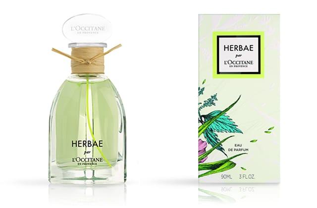 Parfum herbae L'Occitane