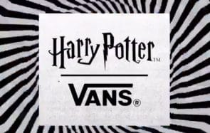 ALERTE : Vans sort une collection HARRY POTTER