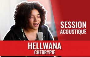 Hellwana chante son titre Cherrypies… version cup song !