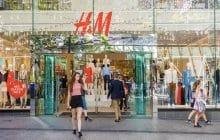 H&M s'engage dans la transparence niveau conditions de fabrication