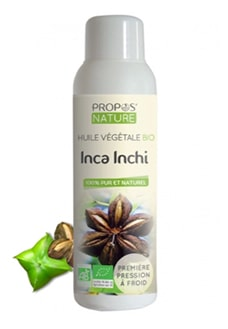huile d'Inca Inchi propos'nature