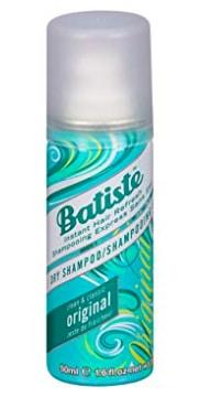 shampoing sec Batiste classique