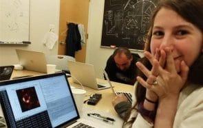 Katie Bouman, la scientifique qui a révolutionné ta vision du trou noir