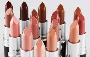 rouges à lèvres mac stip down collection