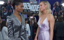 Le tapis rouge d'Avengers: Endgame et ses tenues magnifiques