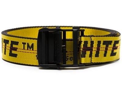 ceinture off white