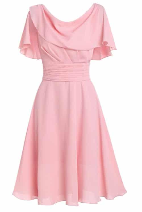 robe rose