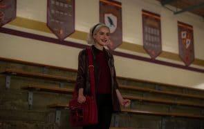 Le secret du nouveau look badass de Sabrina dans la série Netflix