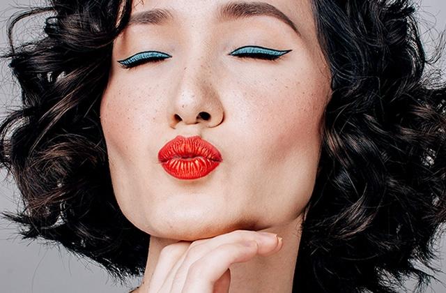 Sélection De Rouges à Lèvres Longue Tenue Sans Transfert Et