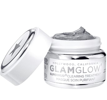supermud Glamglow masque purifiant