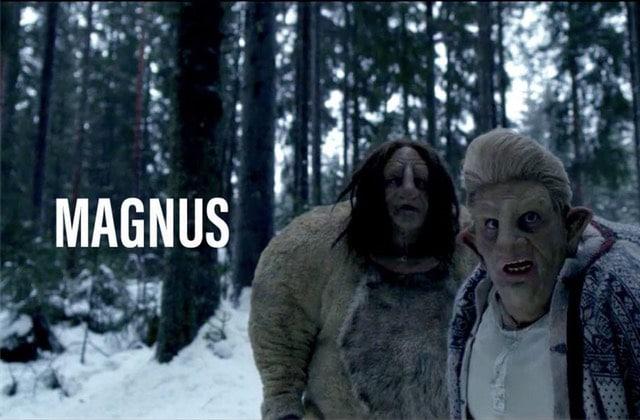 Magnus, la nouvelle série policière ZINZIN et hyper créative