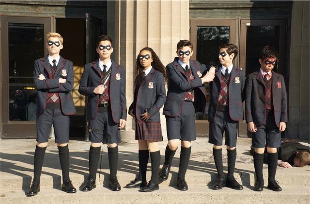 The Umbrella Academy saison 2 : le tournage a commencé !