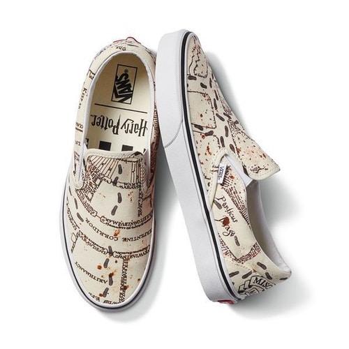 vans harry potter femme chaussure
