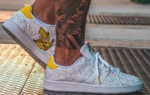 Des sneakers Adidas x Pokémon arrivent !
