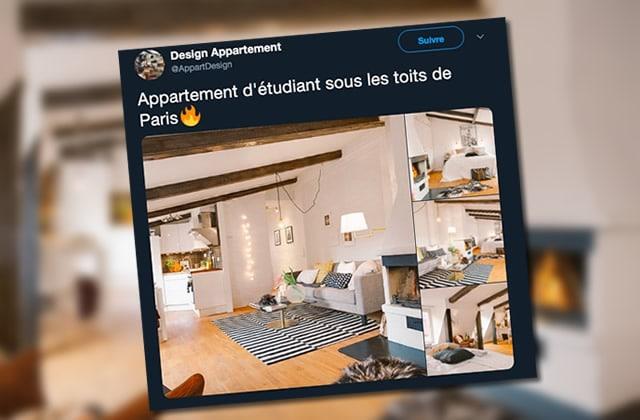 La vérité sur l'«appartement d'étudiant à Paris» qui a bien fait rire Internet